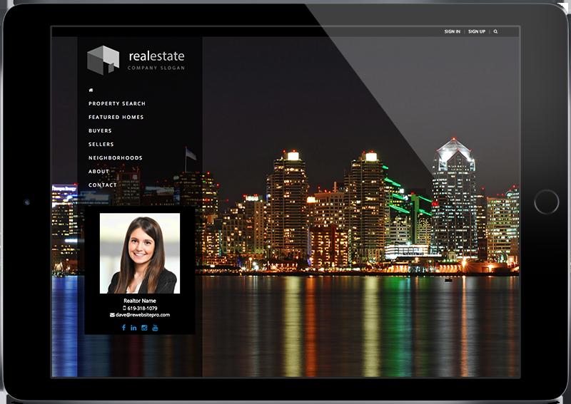 Websites for Realtors Luxury